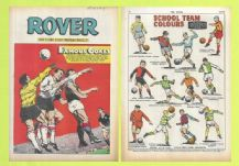 Rover Comic Scotland v England Alan Gilzean November 1st 1969